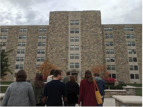 Capstone Trip to Virginia Tech